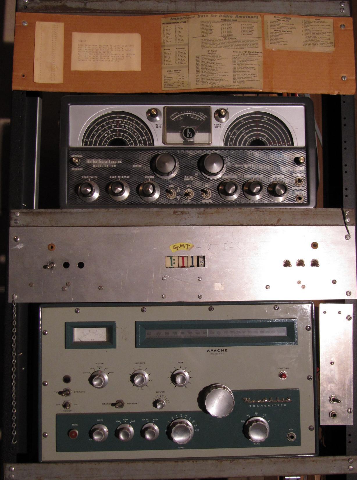 Adult ham radio dating