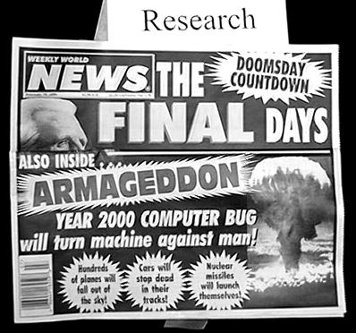 a report on y2k the millennium bug Just like the y2k problem, the year 2038 problem is caused by insufficient  and reports a maximally  logging are most likely to be affected by the 2038 bug.