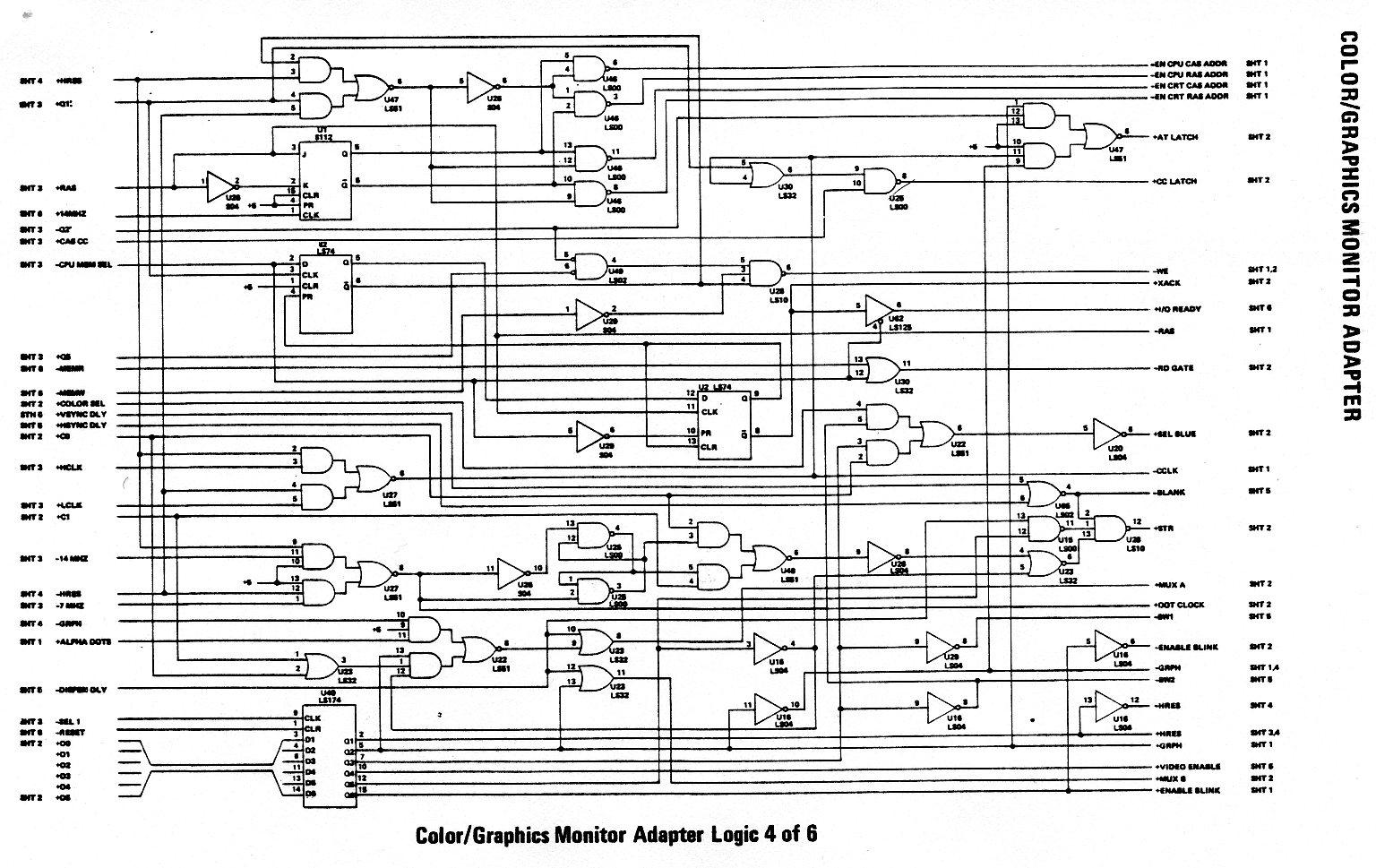 Ibm Circuit Diagram Wiring Sample Time Relay 1 Basiccircuit Analyzing The Sky Color Change Examples